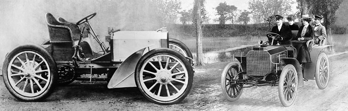 "The first ""Mercedes"" comprised of a 35-hp racing car engine and it was delivered on December 22, 1900 developed by Wilhelm Maybach."