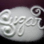 Stylized Granulated Sugar